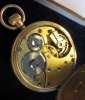 Omega Lady's 18ct gold pocket watch (1901)