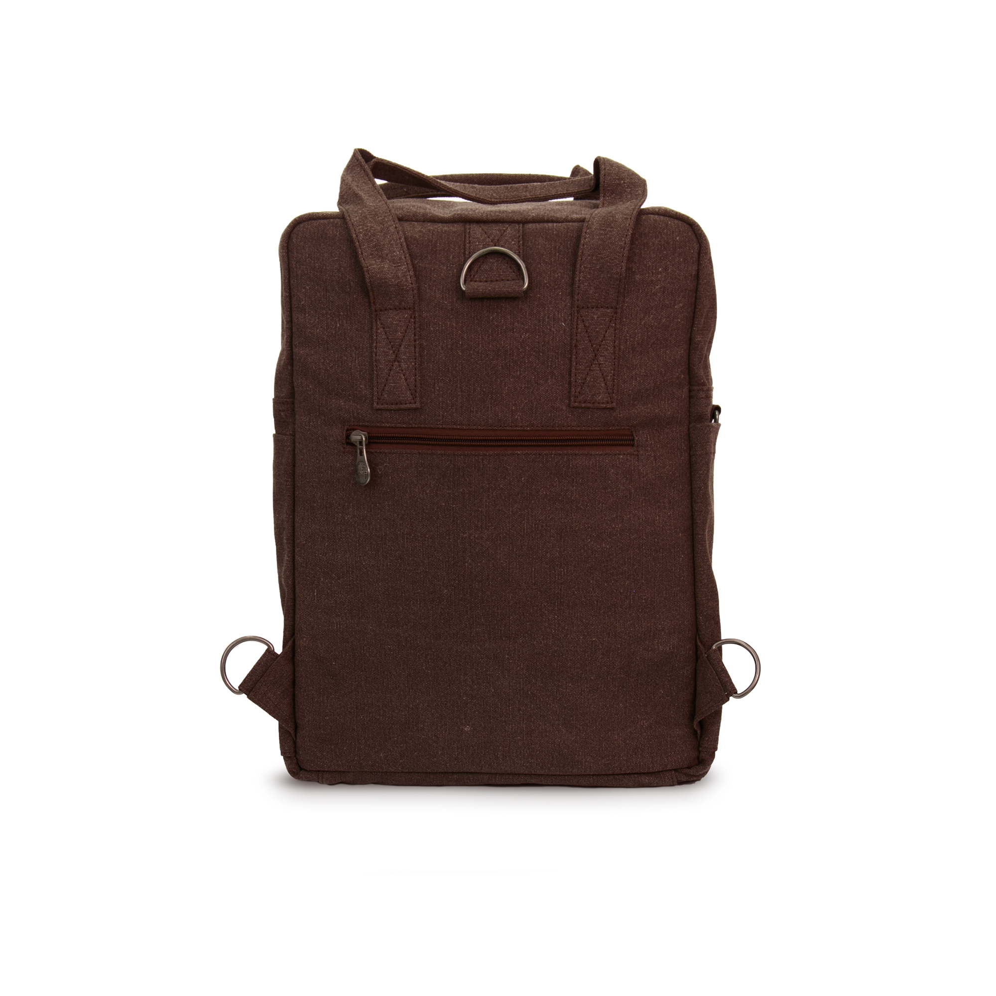 Sativa Hemp Large Rucksack/Carry Bag Brown S10126