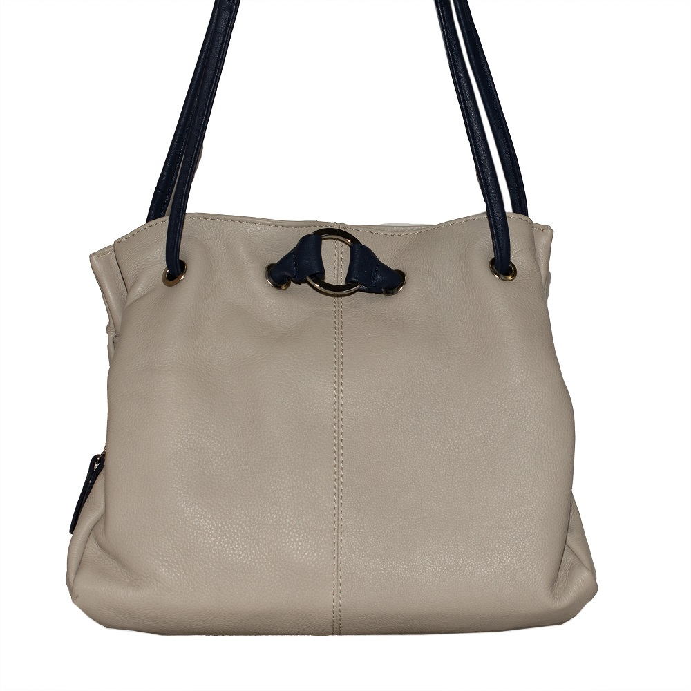 Bolla Canford - Shoulder Bag Beige/Navy