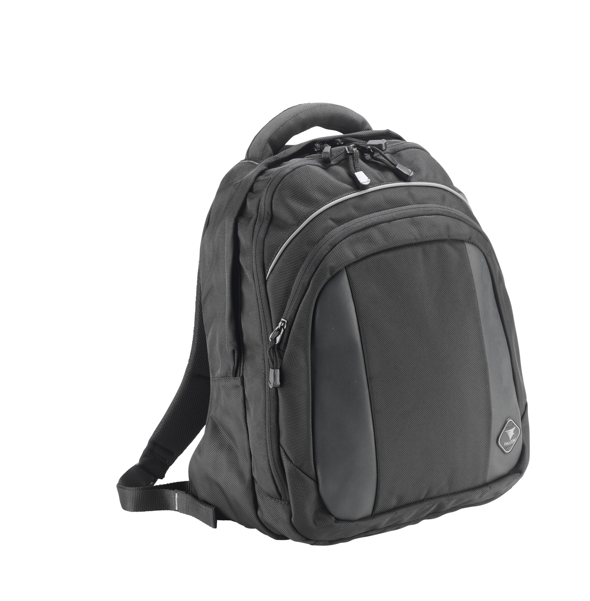 Falcon Bags Black Business Laptop Backpack FI2609 for 16inch models