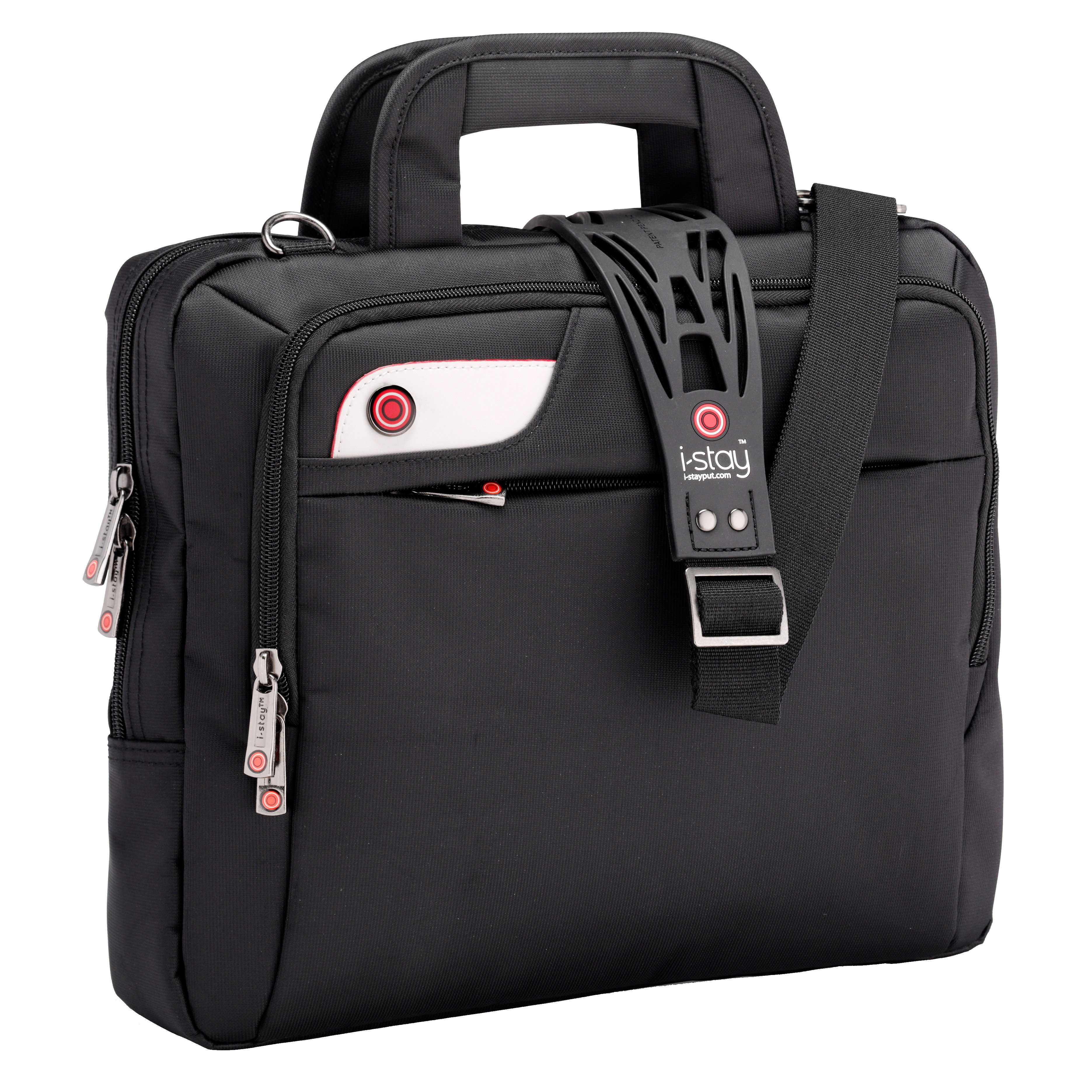 Falcon Bags 13'' iStay Range Laptop & Shoulder Case Black