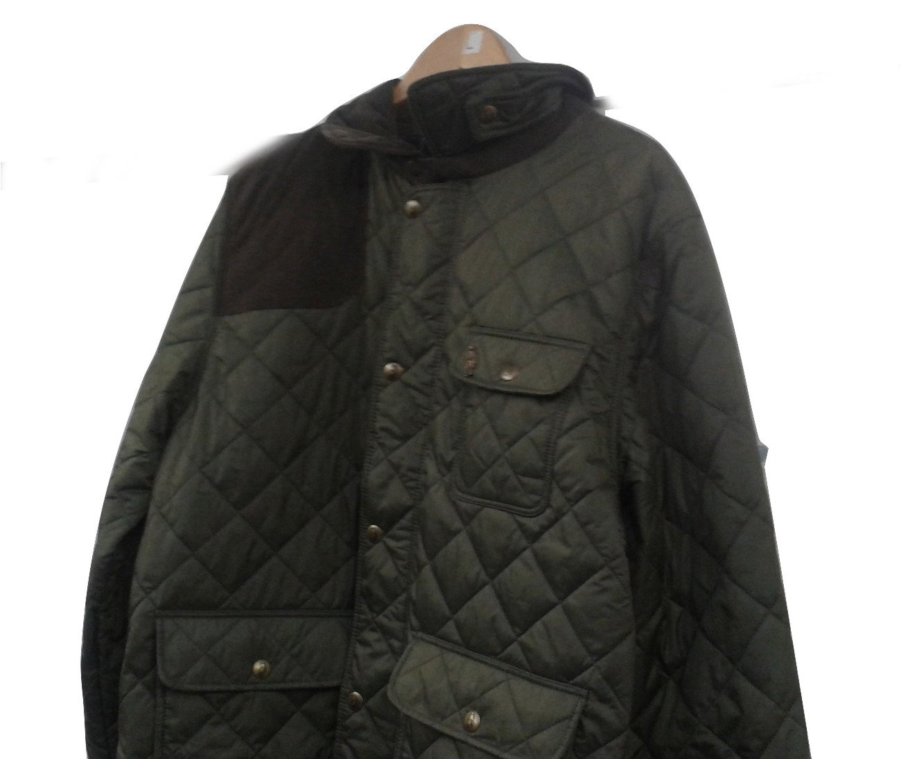 Jack Murphy Unisex Evan Quilted Country Jacket