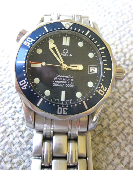 OMEGA Gents Seamaster Professional Automatic Chronometer Watch