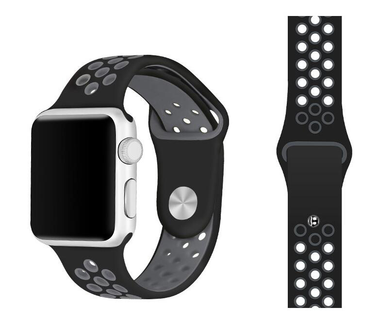 Watchstrap - NEW Sports Silicone Strap for APPLE WATCH