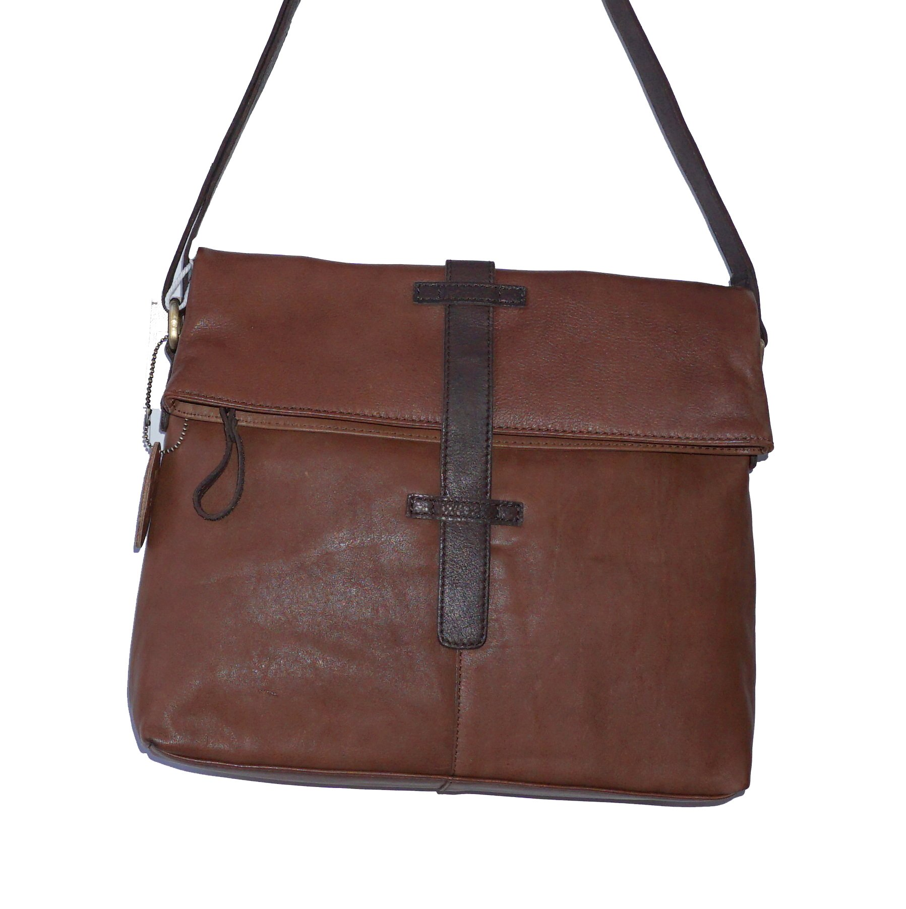 Bolla Forest Winterfold Brown Satchel